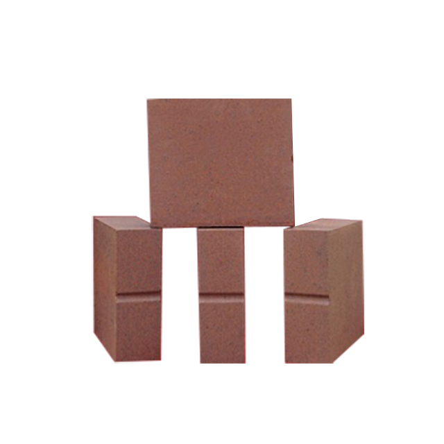 Magnesia hercynite brick for rotary kiln