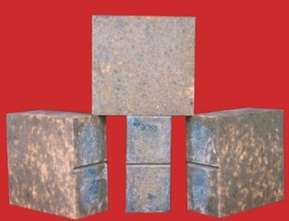 Silicone wear resistant Brick silicon mullite brick for rotary kiln