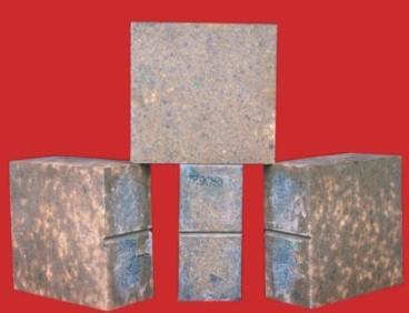 Silicone wear resistant Brick for rotary kiln