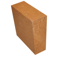 Magnesia iron spinel brick