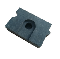 Oxide bond Silicon carbide brick